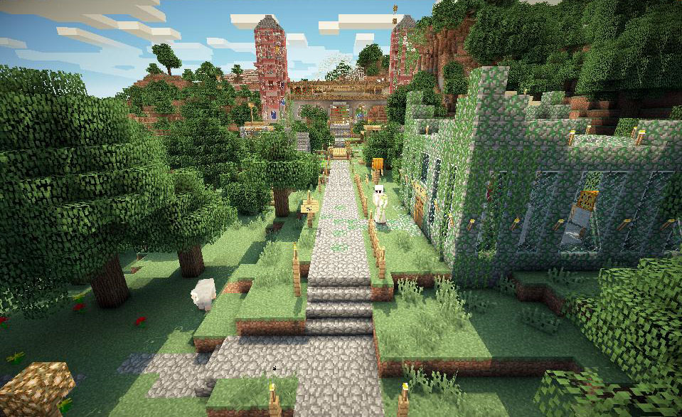 405a2  Eronev Mansion Adventure Map 1 [1.7.2] Eronev Mansion Adventure Map Download