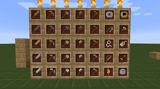 41d4e  Pixelperfect pack 2 [1.7.2/1.6.4] [8x] PixelPerfect Texture Pack Download
