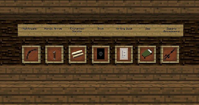 4b0fd  Keizaal Skyrim pack 1 [1.7.2/1.6.4] [32x] Keizaal Skyrim Craft Texture Pack Download