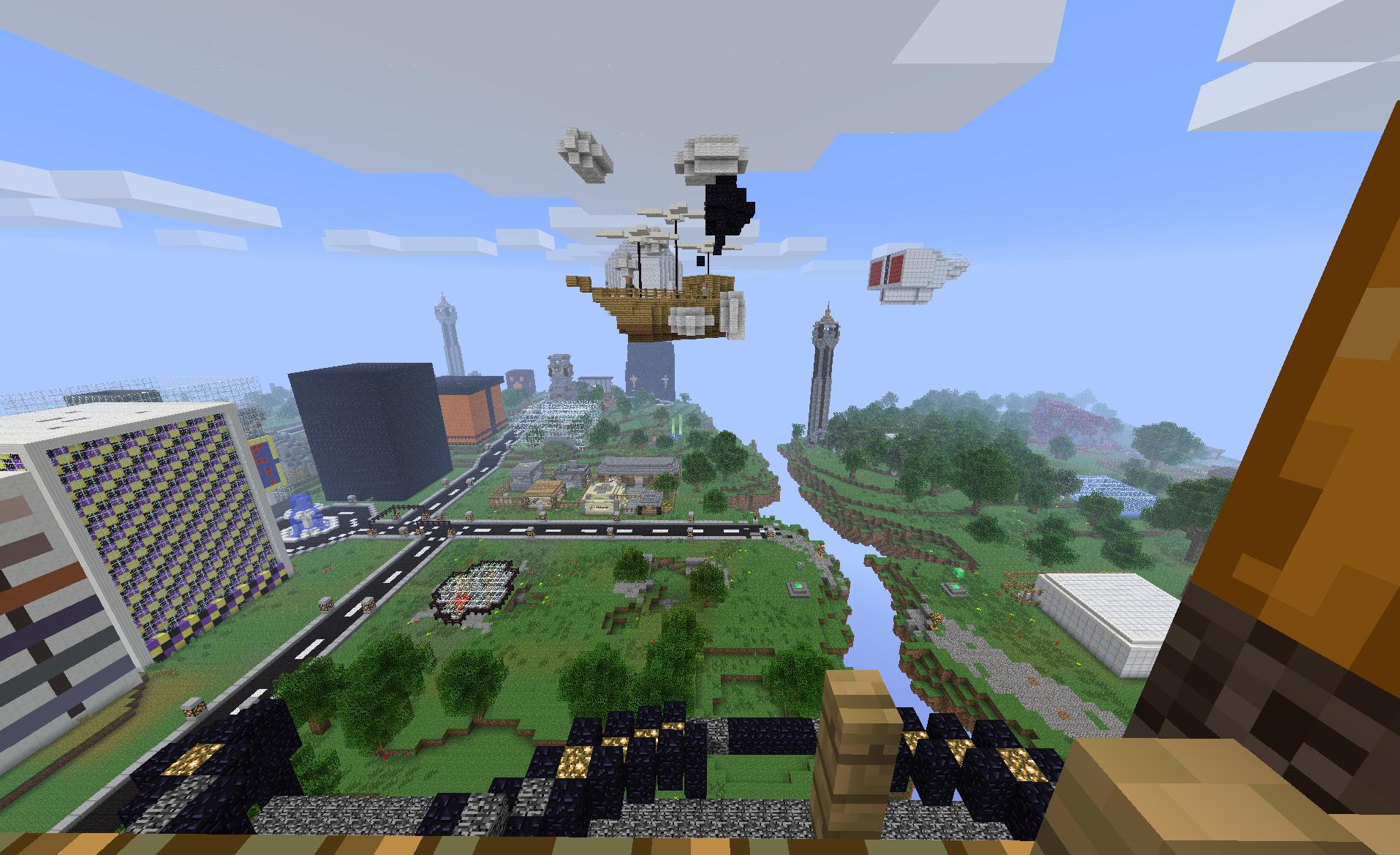 http://minecraft-forum.net/wp-content/uploads/2013/10/95f9d__Adventure-Multiplex-2-The-Village-Map-1.jpg