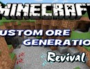[1.6.4] Custom Ore Generation Revival Mod Download