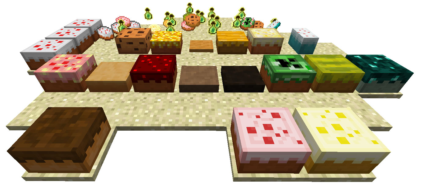 Cake is a lie mod for mcpe for android apk download.