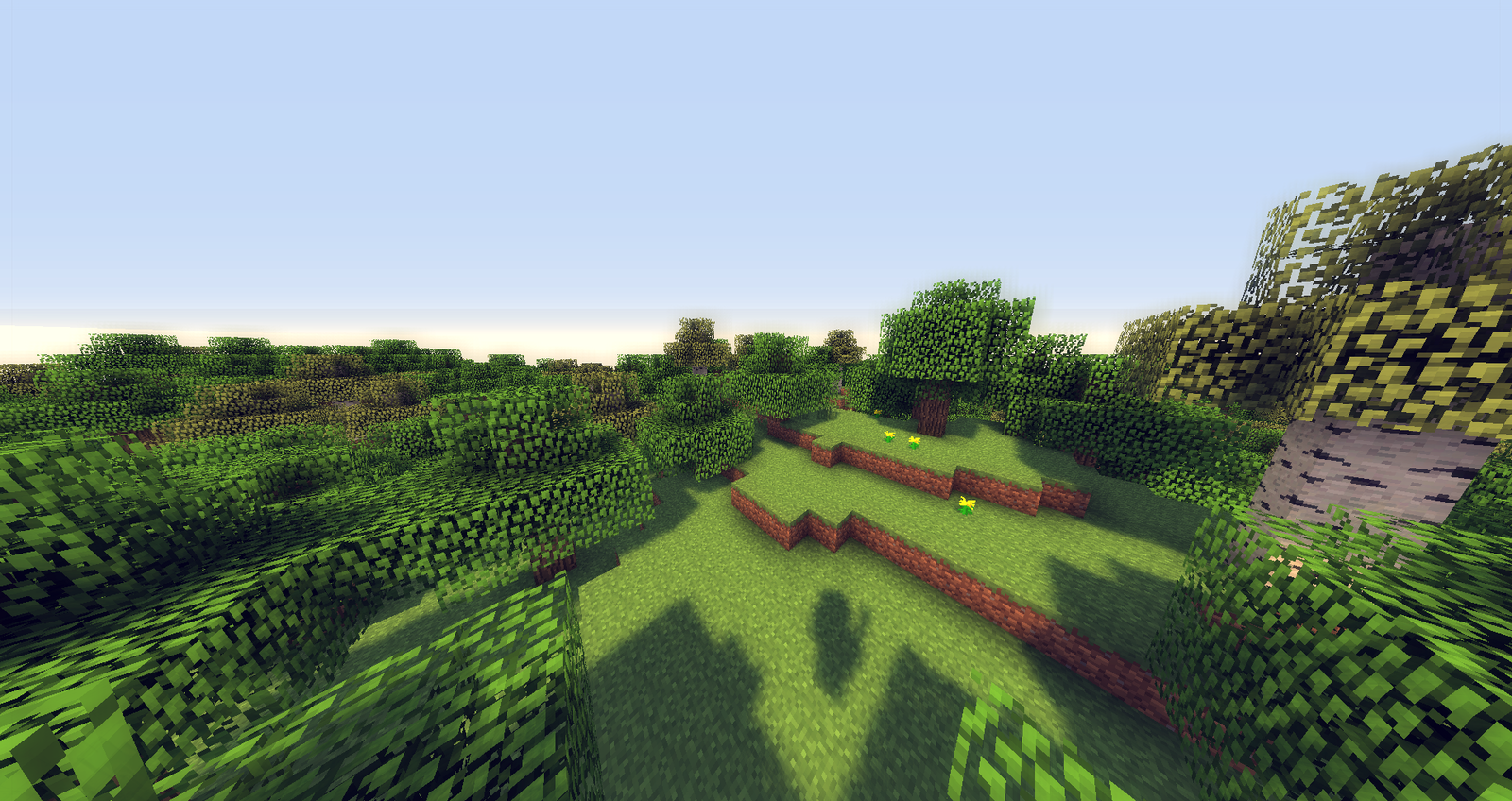49f6e  90sy [1.9] MrMeep x3's Shaders Mod Download