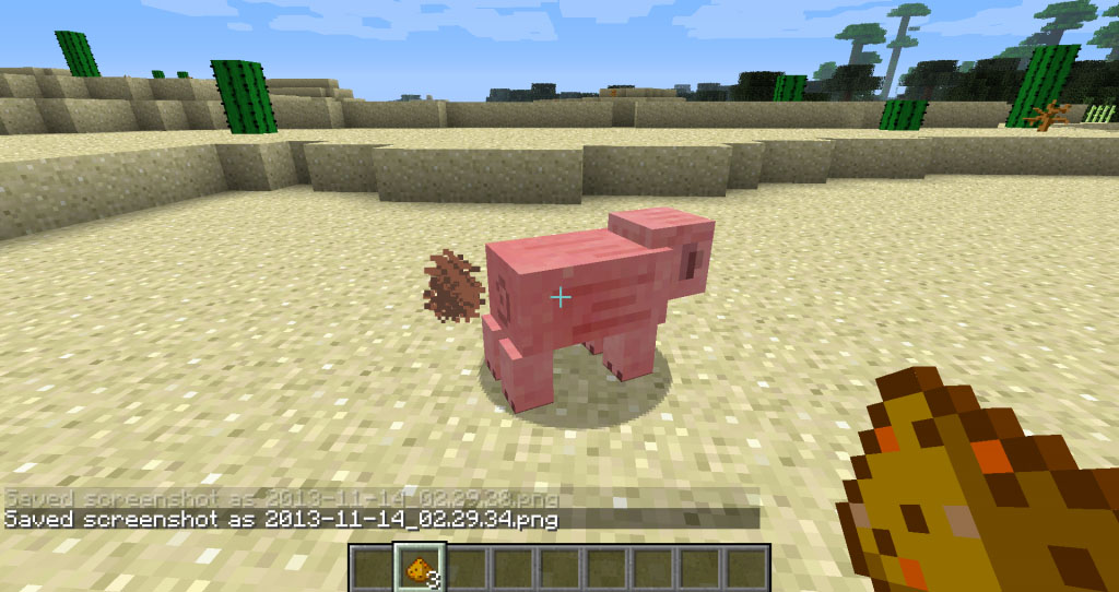 51d0d  My Buddy Porkchop Mod 1 [1.6.4] My Buddy Porkchop Mod Download
