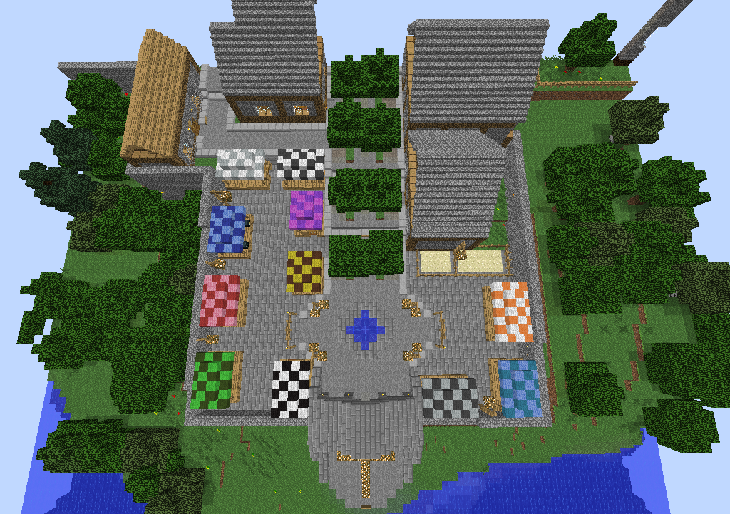 67f1c  1bPcwaK [1.6.4/1.7.4] RPGCraft Map Download