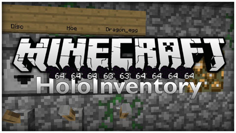 6a135  HoloInventory Mod [1.7.10] HoloInventory Mod Download
