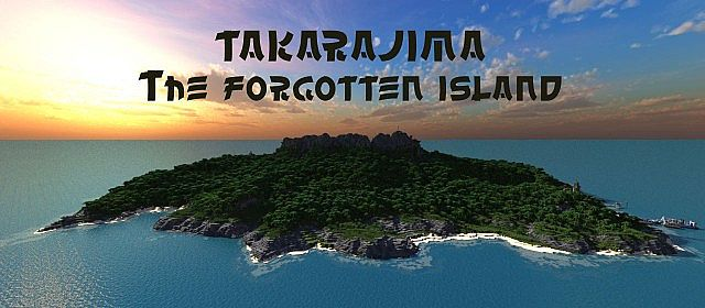 Takarajima Map Download | Minecraft Forum