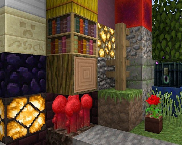 bd12d  Mostly Faithful pack 4 [1.7.10/1.6.4] [32x] Lithos Mostly Faithful Texture Pack Download