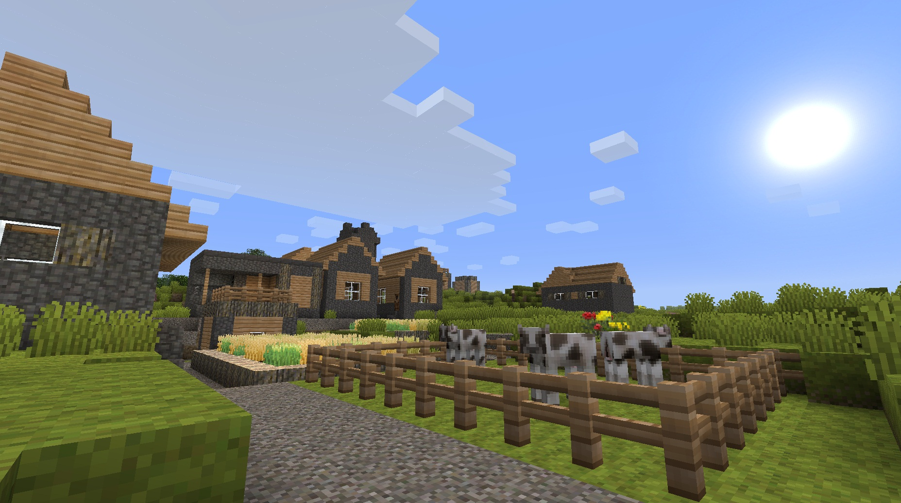 e44b4  Pixel Reality Texture Pack 1 [1.10] [32x] Pixel Reality Texture Pack Download