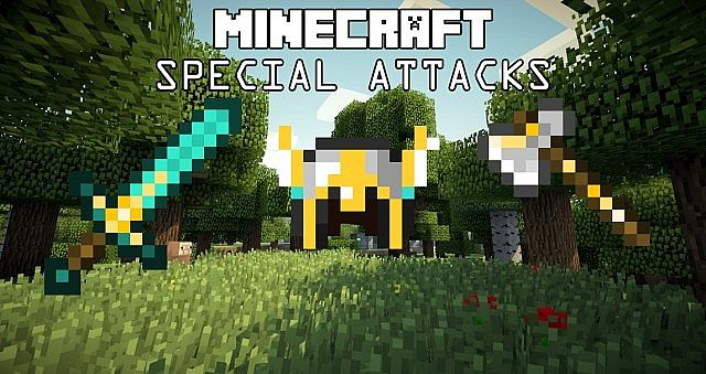 03c10  Special Attacks Mod [1.6.4] Special Attacks Mod Download