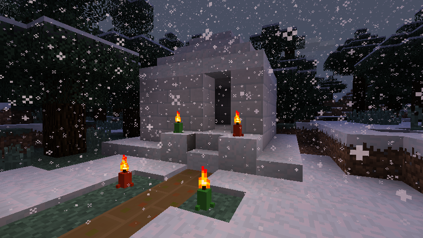 04682  Pri1AkP Wintercraft Screenshots and Recipes