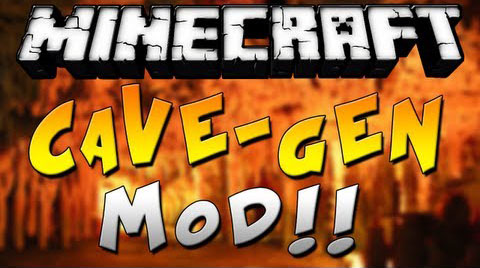 15f80  Cave Generation Mod [1.7.4] Cave Generation Mod Download