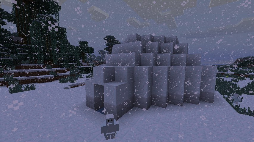 1a0f3  eCrOULX Wintercraft Screenshots and Recipes