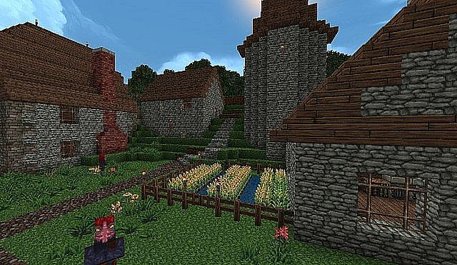 509cd  Derivation Reborn Pack 1 [1.7.10/1.6.4] [32x] Derivation Reborn Texture Pack Download