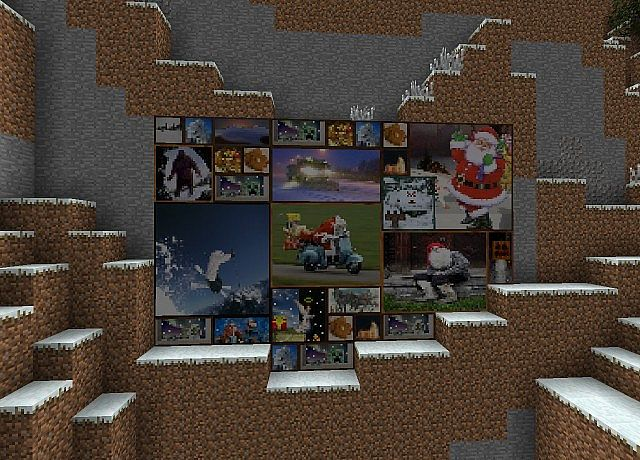 58316  Christmas texturepack 2013 2 [1.7.10/1.6.4] [16x] Christmas Texture Pack Download