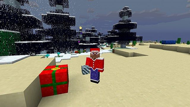 669dd  Snaether Christmas Pack 4 [1.7.10/1.6.4] [16x] Snaether Christmas Texture Pack Download