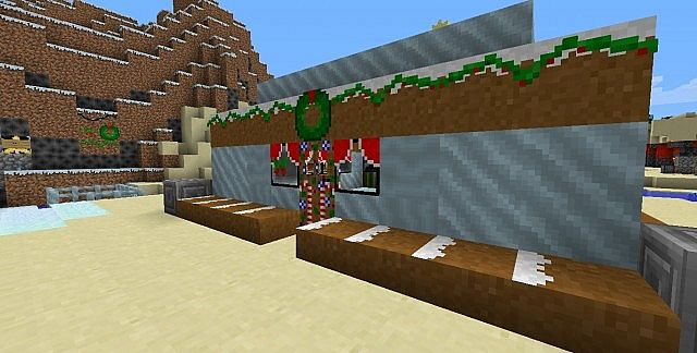 669dd  Snaether Christmas Pack 5 [1.7.10/1.6.4] [16x] Snaether Christmas Texture Pack Download