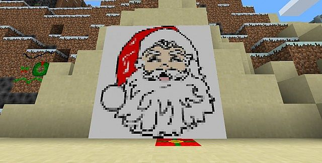 669dd  Snaether Christmas Pack 6 [1.7.10/1.6.4] [16x] Snaether Christmas Texture Pack Download