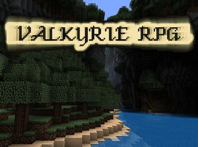 751a9  Valkyrie rpg pack [1.7.10/1.6.4] [16x] Valkyrie RPG Texture Pack Download