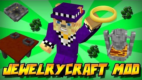 76a3f  JewelryCraft Mod [1.7.10] JewelryCraft Mod Download