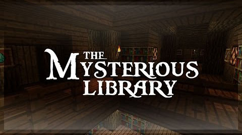 76b72  The Mysterious Library Map The Mysterious Library Map Download