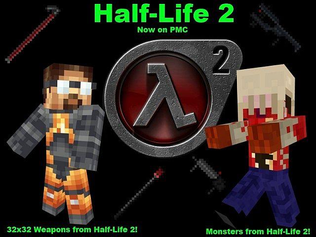 1 7 10/1 6 4] [32x] Half-Life 2 Texture Pack Download | Minecraft Forum