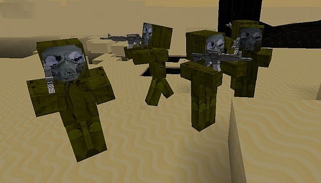 884a2  Enemy Soldiers Mod 2 Enemy Soldiers Screenshots