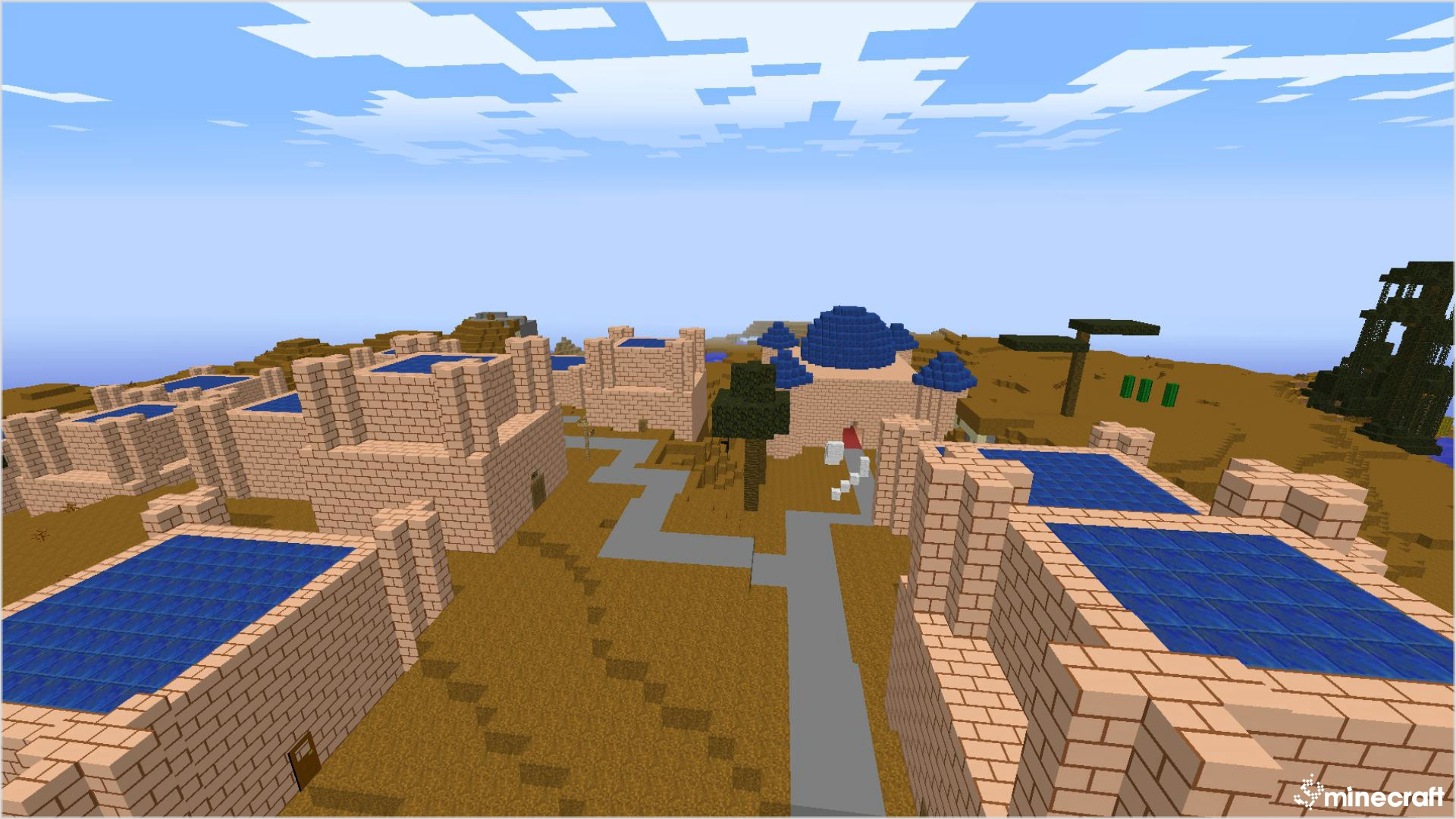 1.7.2] The Safari – An African Adventure Map Download | Minecraft