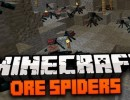 [1.6.4] Ore Spiders Mod Download