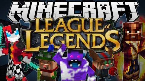 1 6 4] League of Legends (Crafters) Mod Download | Minecraft