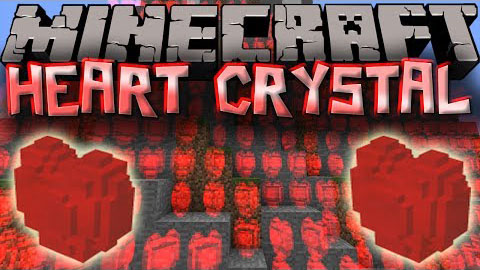 c7213  Heart Crystals Mod [1.7.10] Heart Crystals Mod Download