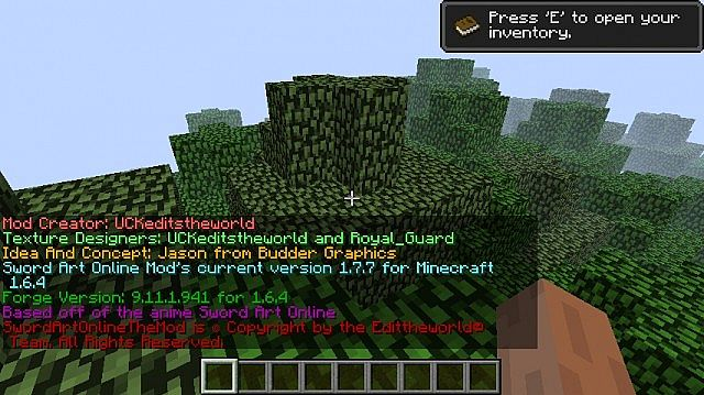 http://minecraft-forum.net/wp-content/uploads/2013/12/e5075__Sword-Art-Online-Mod-2.jpg