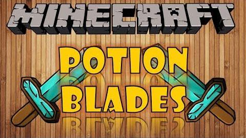 e7304  Potion Blade Mod [1.6.4] Potion Blade Mod Download