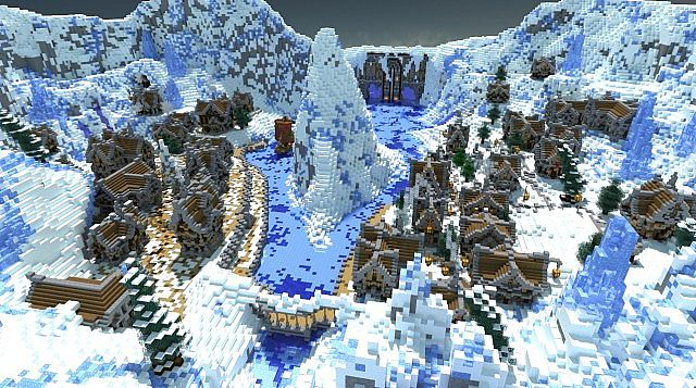 16db6  Winter Secret Map Winter's Secret Map Download
