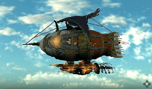 213ec  The Marvelous Glacier Steampunk Airship Map 3 The Marvelous Glacier – Steampunk Airship Map Download