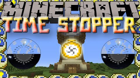 27203  Time Stopper Mod [1.6.4] Time Stopper Mod Download
