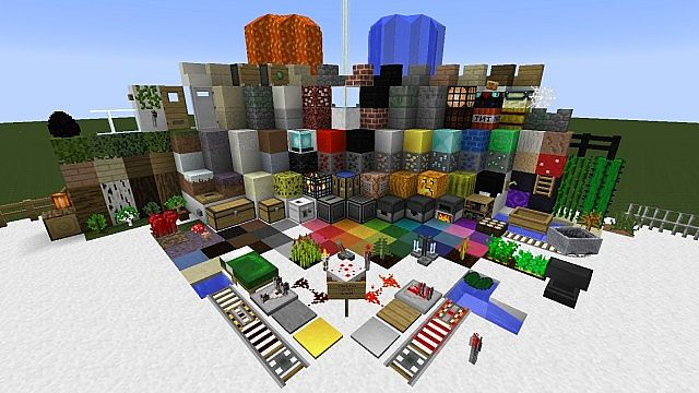 4e090  Memorys survival pack 4 [1.7.10/1.6.4] [16x] Memory's Survival Texture Pack Download