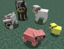 [1.6.4] Baby Animals Model Swapper, Squickens Mod Download