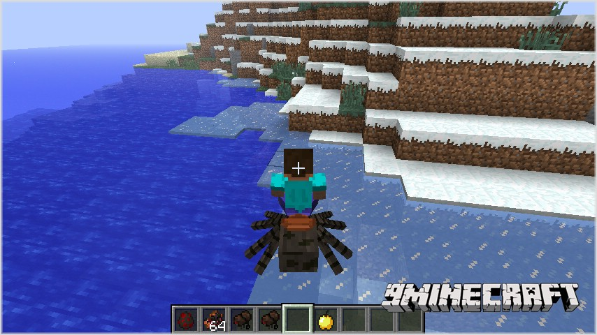 7c7e4  Rideable Spiders Mod 2 Rideable Spiders Screenshots