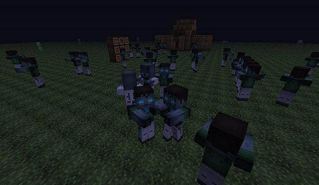 830b7  Block ops zombies texture pack 5 [1.7.10/1.6.4] [16x] Block Ops Zombies HD Texture Pack Download