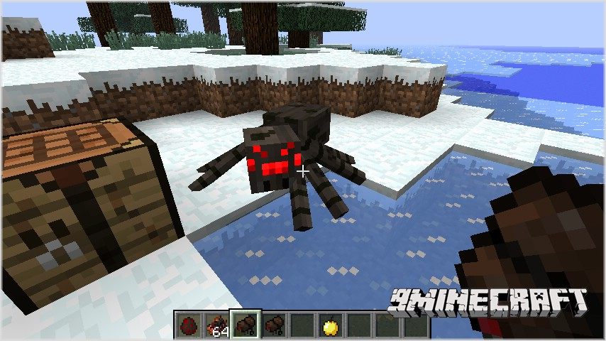 982e5  Rideable Spiders Mod 5 Rideable Spiders Screenshots
