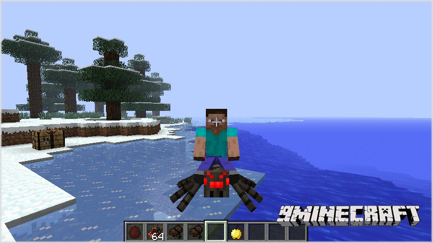 982e5  Rideable Spiders Mod 7 Rideable Spiders Screenshots