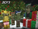 [1.7.10/1.6.4] [128x] Sphax XmasBDcraft Texture Pack Download