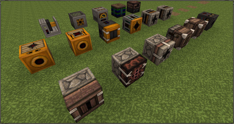 a0cf6  Johnsmith Legacy Pack 5 [1.7.10/1.6.4] [32x] Johnsmith Legacy Texture Pack Download