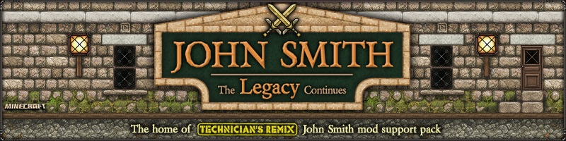 a0cf6  Johnsmith Legacy Pack [1.7.10/1.6.4] [32x] Johnsmith Legacy Texture Pack Download