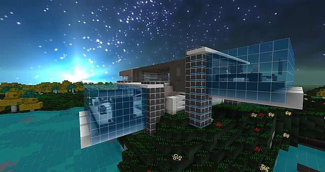 abf20  Cyber optics pack 2 [1.7.10/1.6.4] [32x] Cyber Optics HD Texture Pack Download