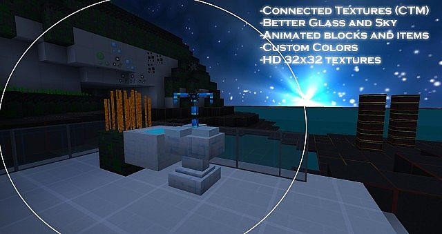 abf20  Cyber optics pack 5 [1.7.10/1.6.4] [32x] Cyber Optics HD Texture Pack Download