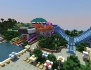 [1.7.4] Caribbean Cove (Water Park) Map Download
