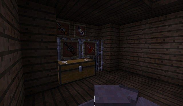 da014  Block ops zombies texture pack 4 [1.7.10/1.6.4] [16x] Block Ops Zombies HD Texture Pack Download