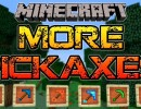 [1.8] More Pickaxes Mod Download